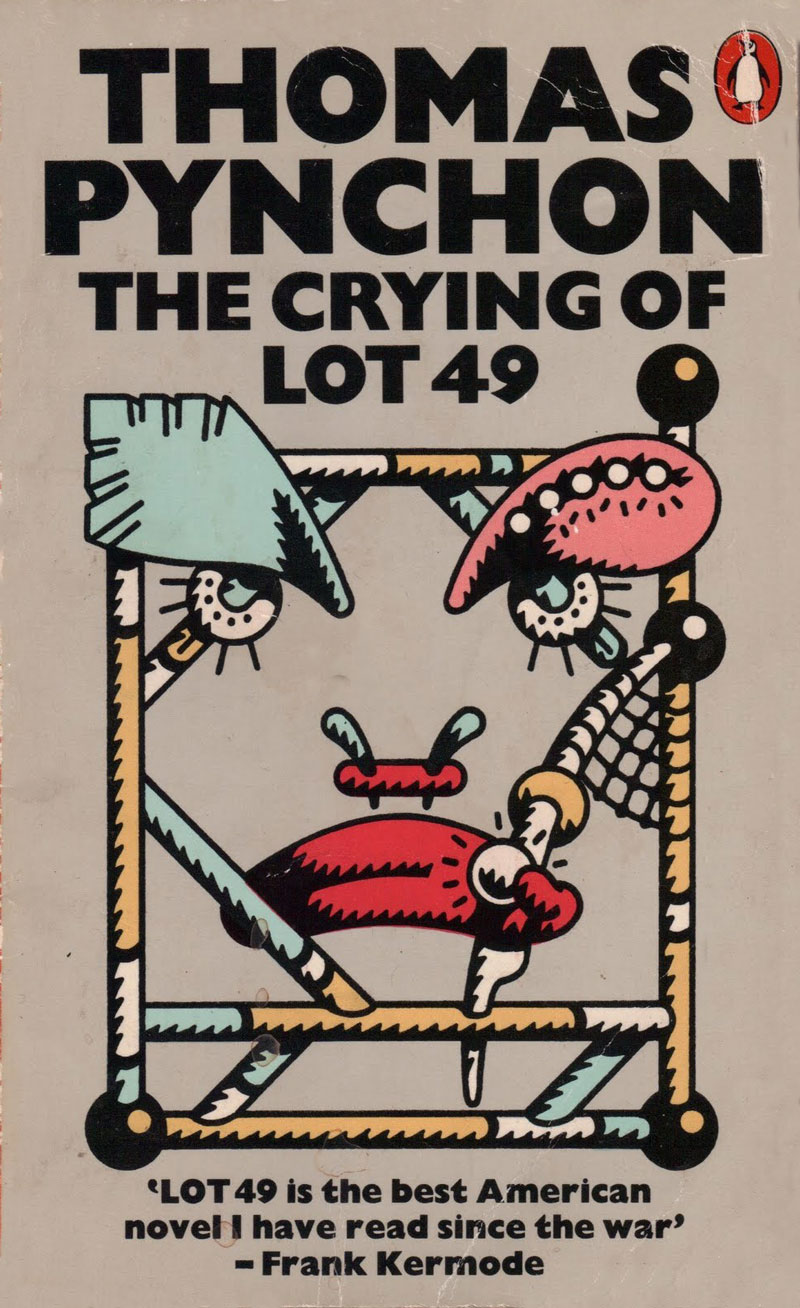 crying of lot 49 review This is the wiki for thomas pynchon's the crying of lot 49besides using the alphabetical index and the page-by-page annotation, you can also take a look at the crying of lot 49 covers, read.