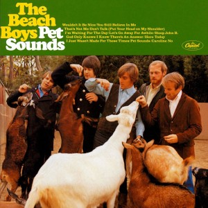 """Pet Sounds"" - Released May, 1966."