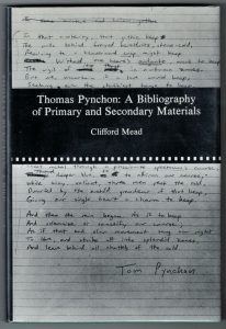 Clifford Mead: Pynchon Bibliography