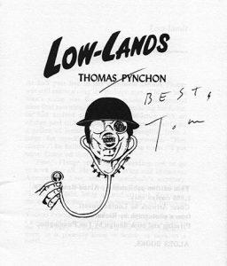 """Low-Lands"" Bootleg Pamphlet"