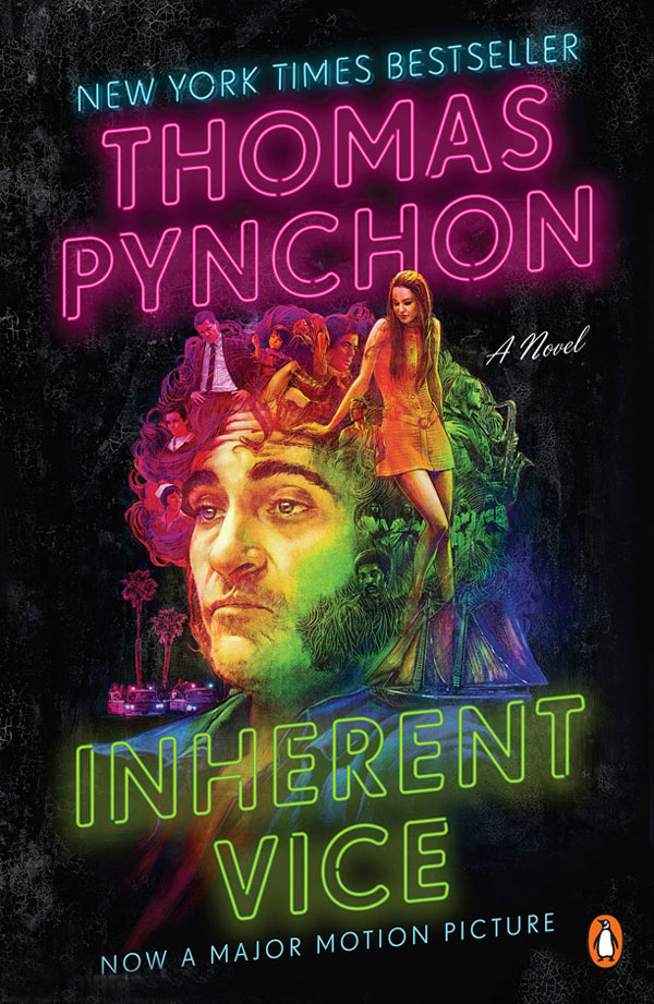 Inherent Vice Movie Tie-in Cover