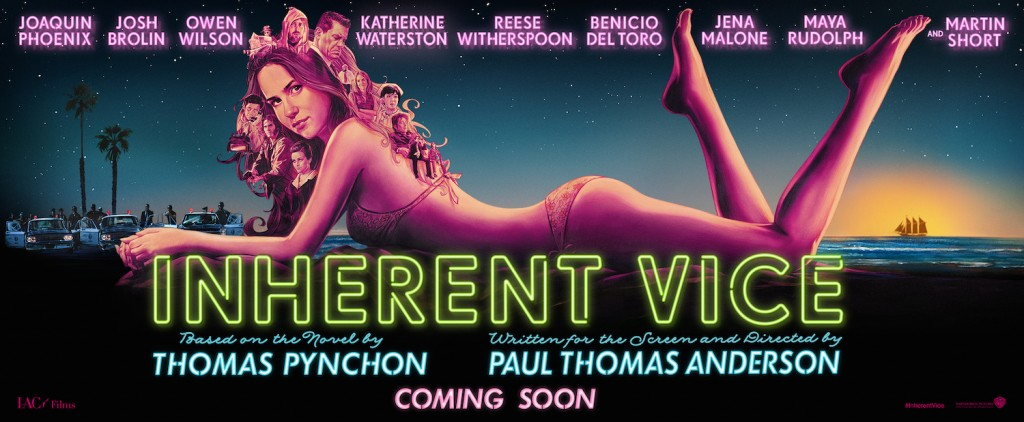 Inherent Vice Poster - Long Form