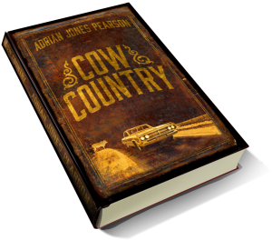 Cow Country - Adrian Jones Pearson