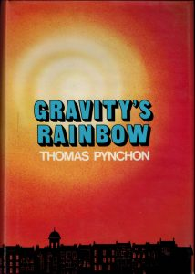 Thomas Pynchon - Gravity's Rainbow - First Edition